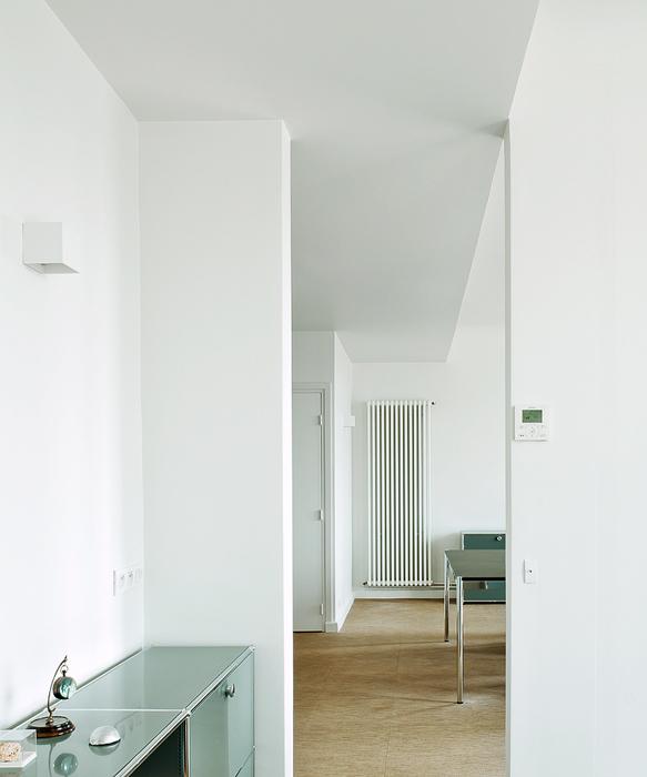 bureaux paris - architecte: texier & soulas