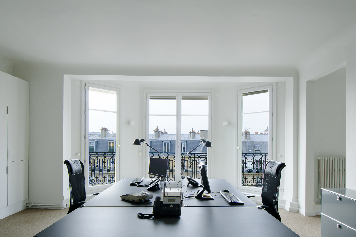Agence architectes d 39 int rieur paristexier et soulas for Architectes d interieur