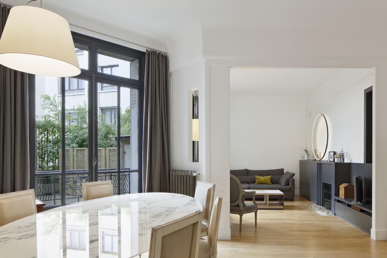 texier soulas architectes paristexier et soulas architectes r novation d appartements parisiens. Black Bedroom Furniture Sets. Home Design Ideas