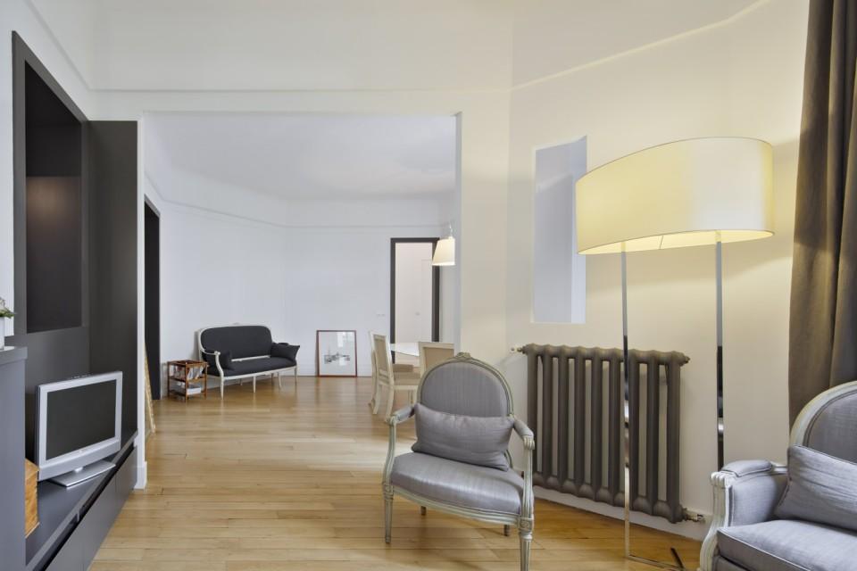 TEXIER SOULAS - appartement paris 16