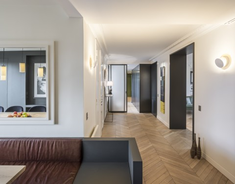 boulainvilliers texier soulas architectes interieur paristexier soulas architectes. Black Bedroom Furniture Sets. Home Design Ideas