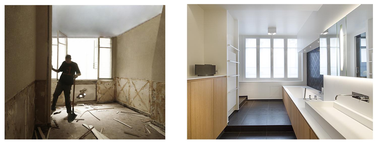 RENOVATION_APPARTEMENT_PARIS_AVANT APRES_SDB