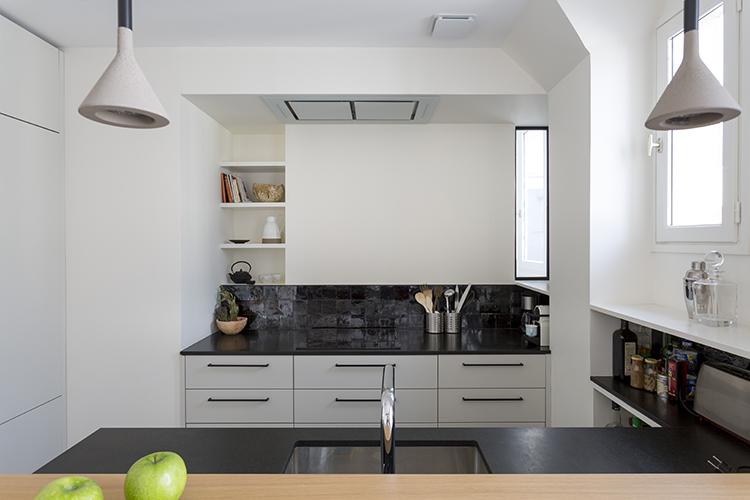 rénovation-appartement-paris 9 - cuisine