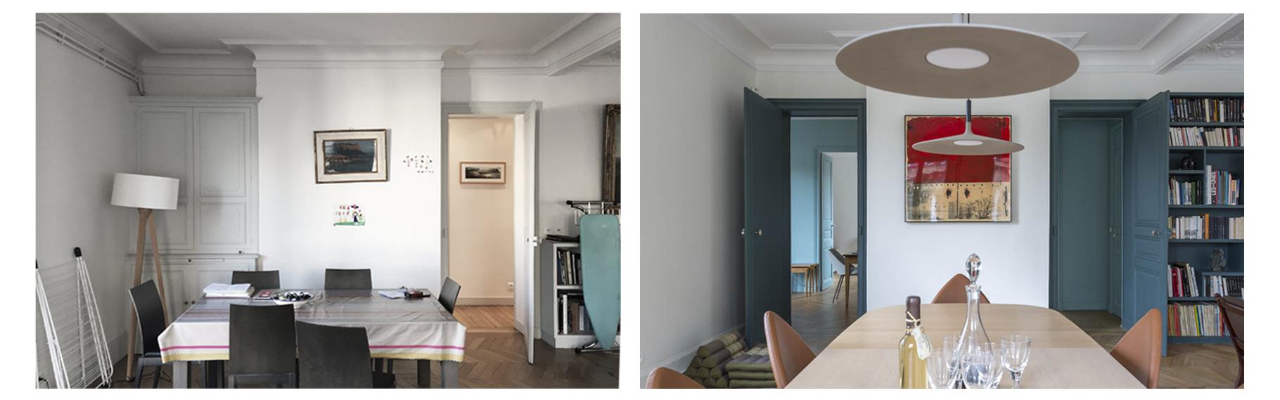 Relooking Appartement Avant Après avant aprèstexier et soulas architectes