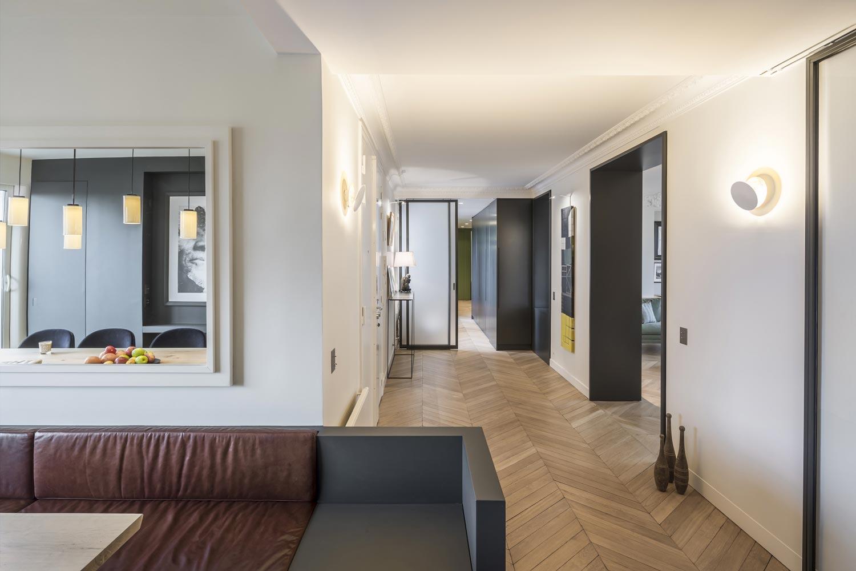 renovation paris 16 texier soulas architectes