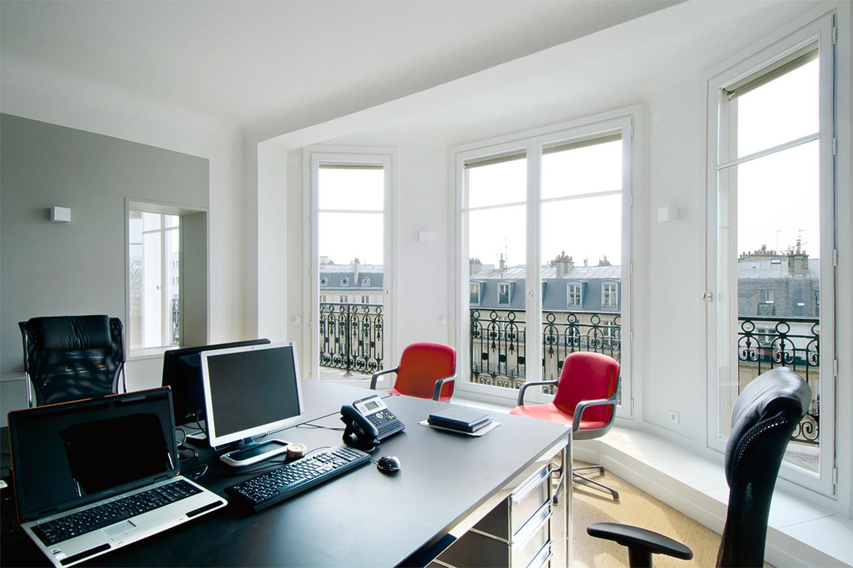 bureaux haussmann paris openspace