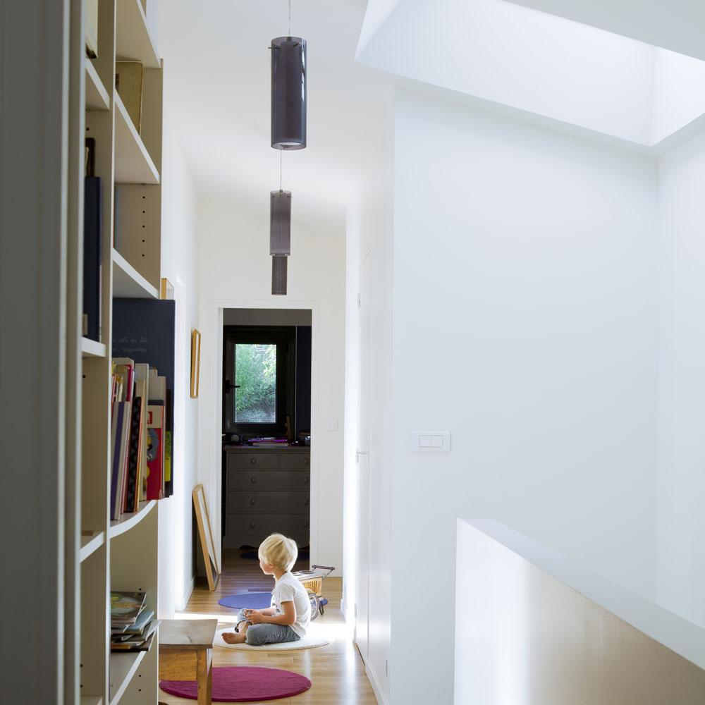 palier escalier fenetre zenithale
