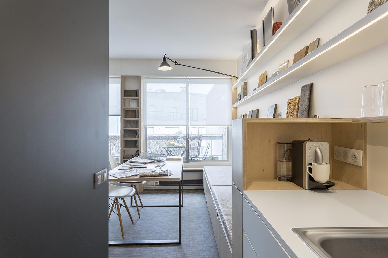 renovation cuisine espace de travail