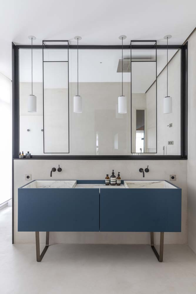 lavabo marbre miroirs contemporains texier soulas