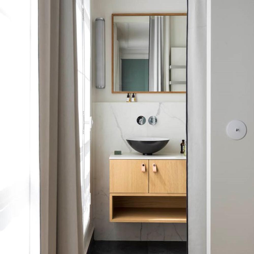 salle de bain vasque encastre marazzi ardesia calacatta chene astro